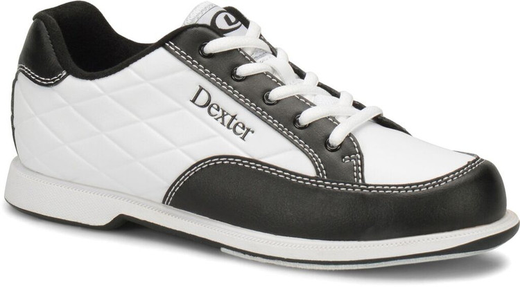 Dexter Groove III Women's  Bowling Shoes White Black