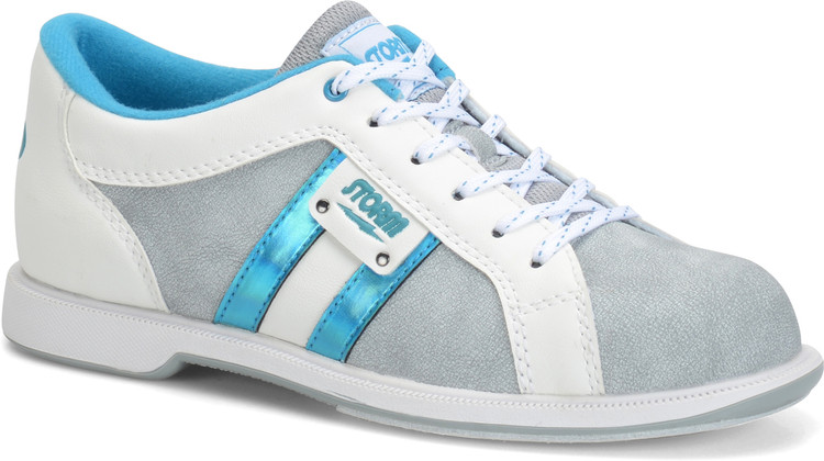 Storm Strato Women's Bowling Shoes Grey White Teal