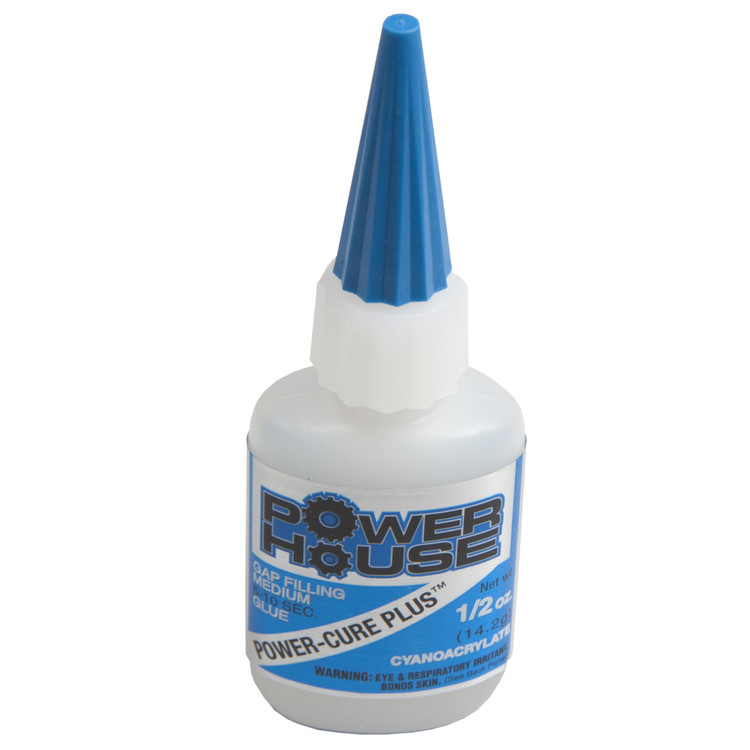 Powerhouse Power Cure Plus Glue