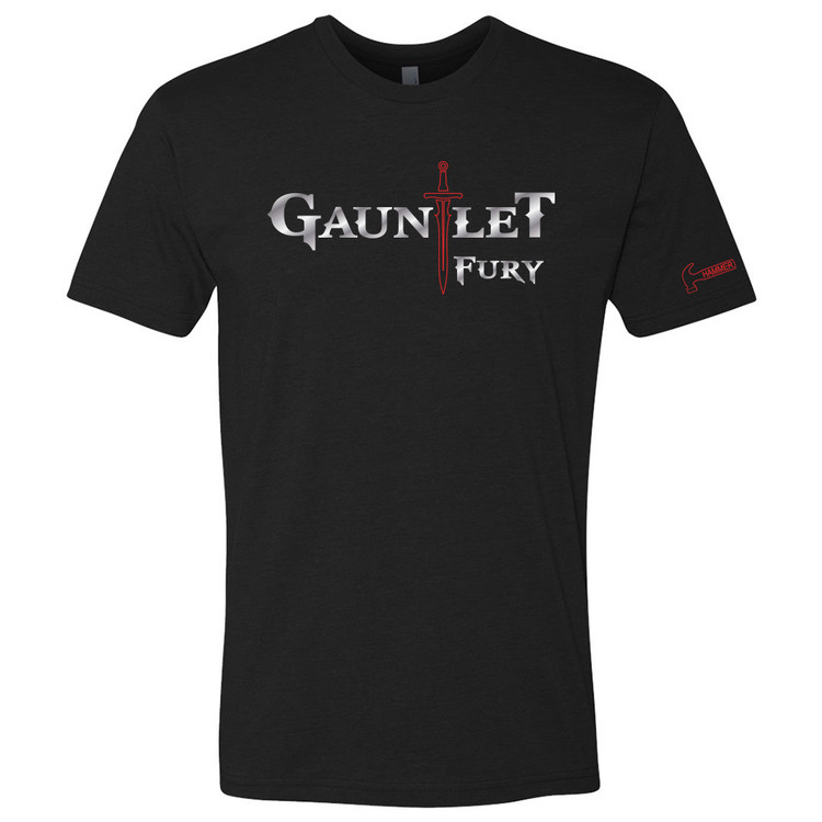 Hammer Gauntlet Fury Mens Tee
