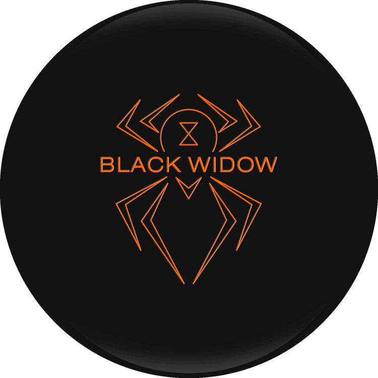 Black Widow Urethane  Front View