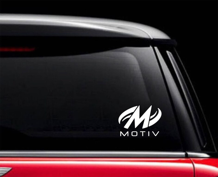 Motiv Classic Car Decal