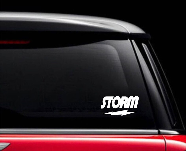 Storm Classic Car Decal