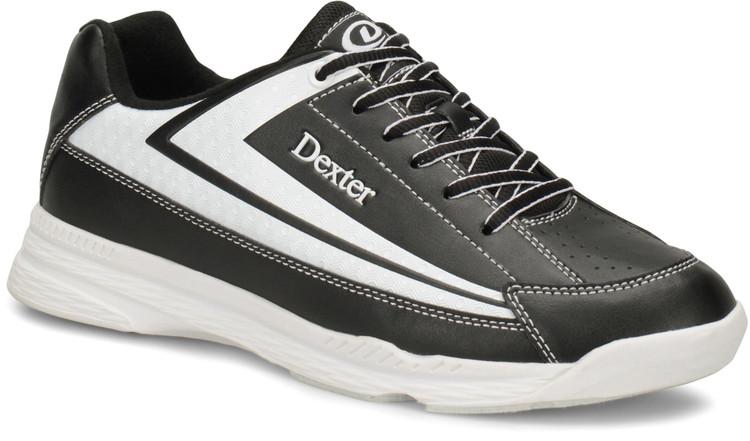 Dexter Jack II Jr.  Bowling Shoes Youth Black White