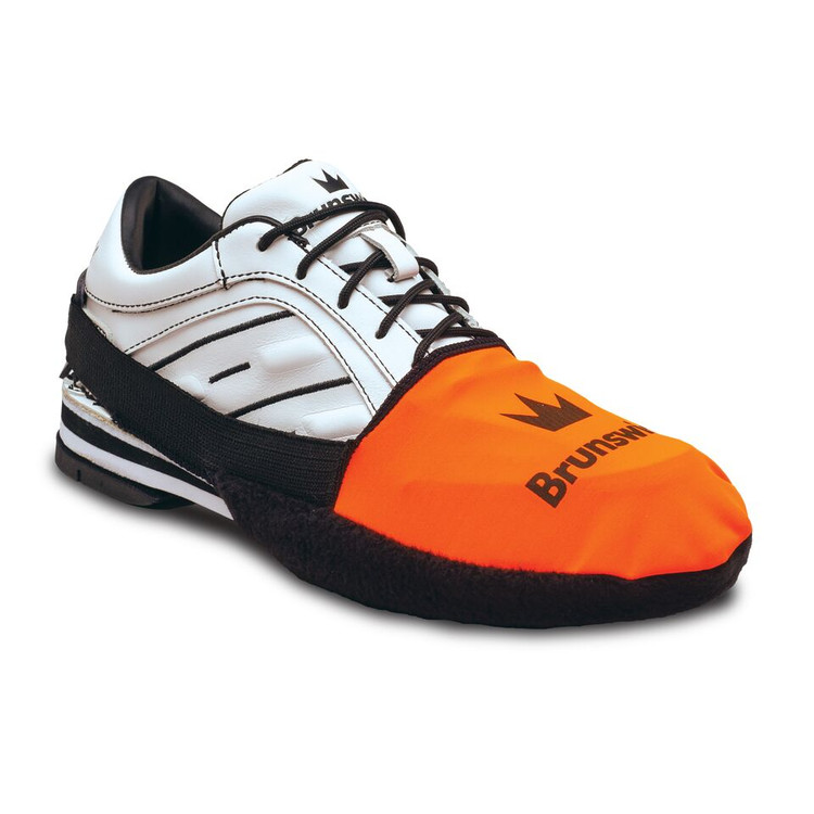 Brunswick Shoe Slider Neon Orange