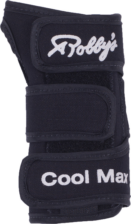 Robby's Original Cool Max Wrist Positioner Left Hand Black