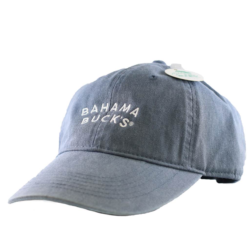 Denim Blue Comfort Colors Hat