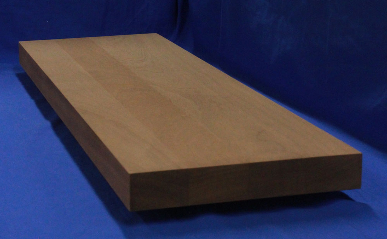 1 3/4 Inch Thick Stair Treads Sapele