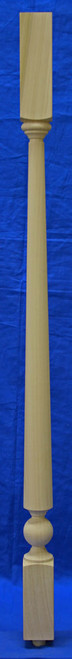 Westbury Square Bottom Square Baluster