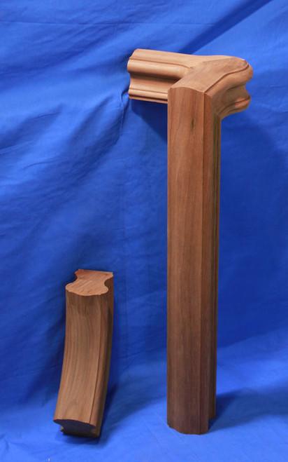 K6110 Handrail Walnut