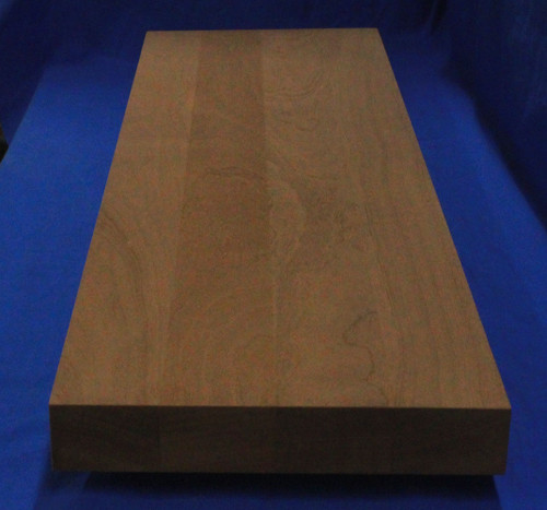 1-3/4 inch Thick Stair Treads Sapele
