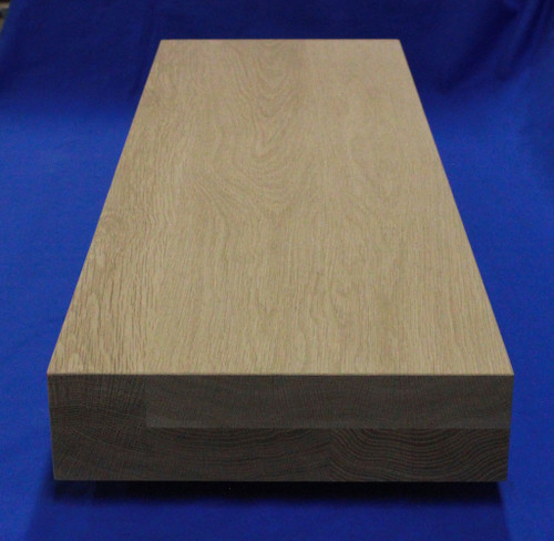 3 inch Thick Stair Treads White Oak