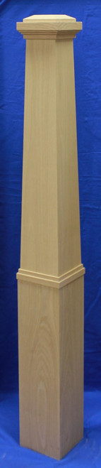 Tapered Box Newel 6-1/4""