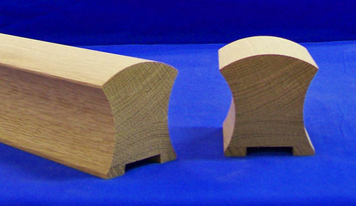 K6410 Wood Handrail