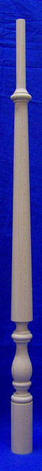 Brunswick Round Bottom Pin Top Baluster