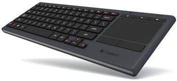 Logitech Illuminated Living-Room Keyboard