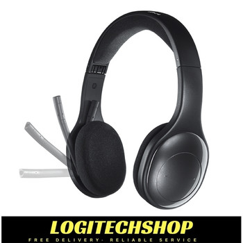 Logitech H800 headset with bluetooth