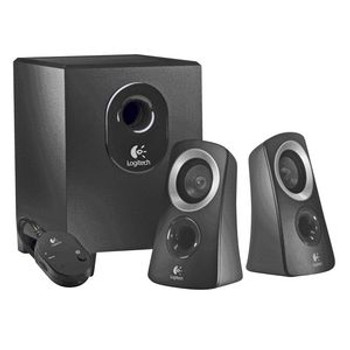 Logitech Z313 2.1 Channel PC Speaker System