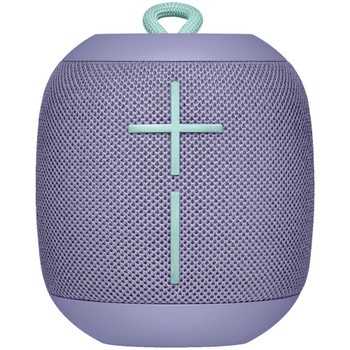 Ultimate Ears Wonderboom Portable Bluetooth Speaker Lilac take it anywhere