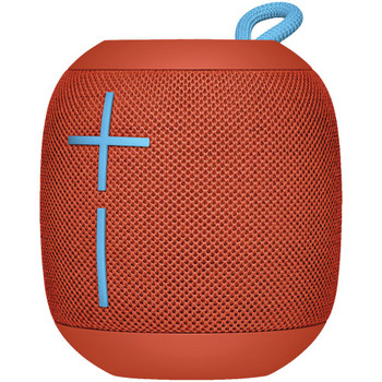 Ultimate Ears Wonderboom Portable Bluetooth Speaker Red