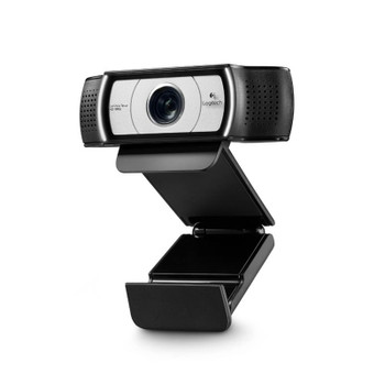 C930e Webcam delivers clear video and sound in virtually any environment