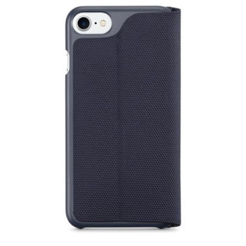 Logitech Hinge Flexible Wallet Case For iPhone 7 Plus withstand daily wear and tear Blue