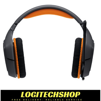 Logitech G231 Wired Gaming Headset