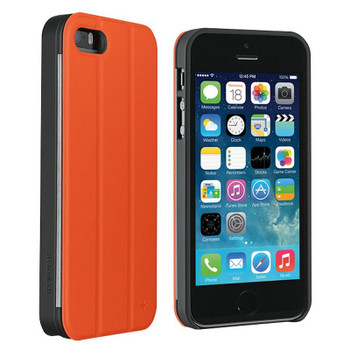 Logitech case+tilt for iPhone 5 and iPhone 5s red