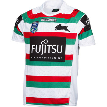 Rabbitohs 2015 Men's (Small) Auckland 9's Jersey