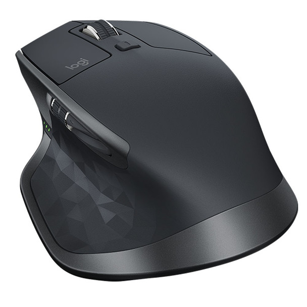 Logitech MX Master 2S Wireless Mouse handles multiple computers seamlessly