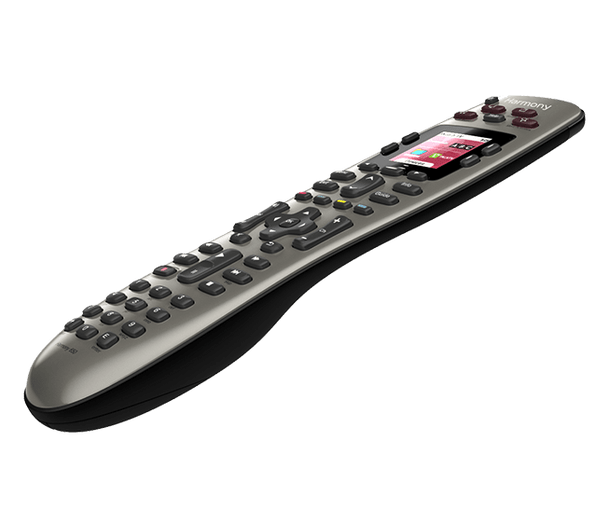 Logitech Harmony 650 Remote easy to use designed for you
