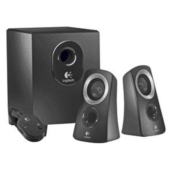 Logitech Z313 2.1 Channel PC Speaker System