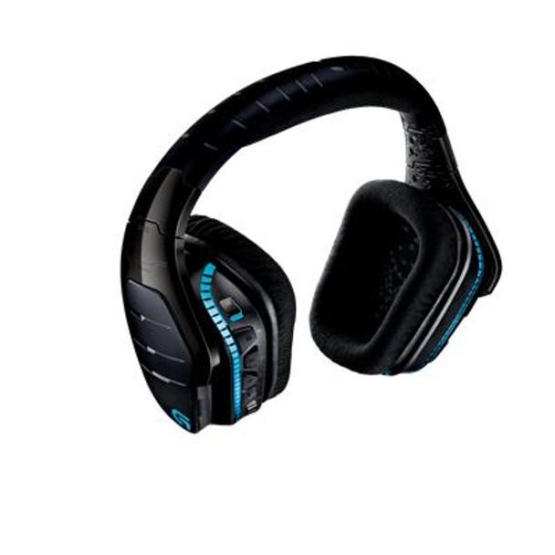 Logitech G933 Artemis Spectrum Wireless 7.1 Surround Sound Gaming Headset