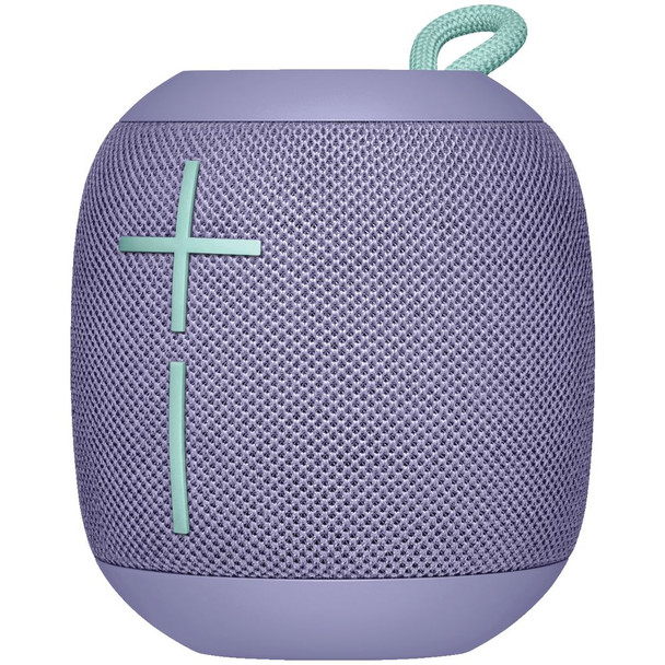 Ultimate Ears Wonderboom Portable Bluetooth Speaker Lilac Pair up for double the fun