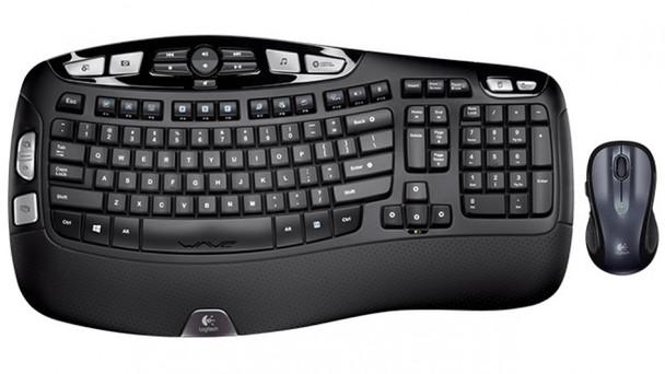 Logitech MK550 Wireless Keyboard and mouse combo