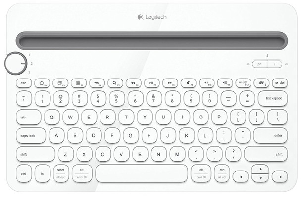 Logitech K480 Multi-Device Wireless Keyboard