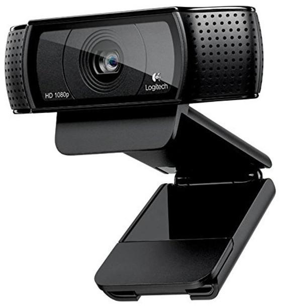 Logitech C920 HD Pro Webcam Full 1080p High Definition