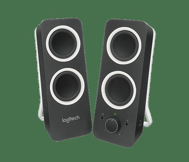 Logitech Multimedia Speakers z200 Black