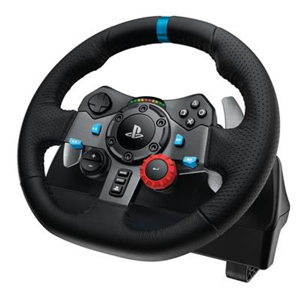 Logitech G29 Driving Force Racing Wheel for PlayStation 4 & PC