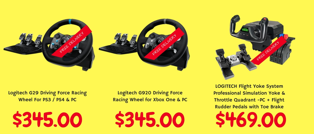 Logitech gaming on sale