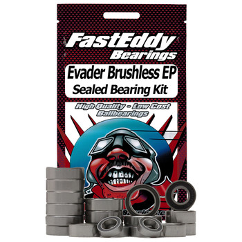 Duratrax Evader Brushless EP 2WD Sealed Bearing Kit