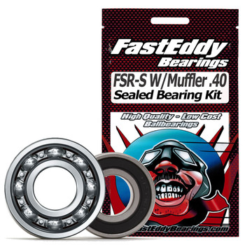 OS FSR-S W/Muffler .40 Sealed Bearing Kit