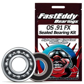 OS .91 FX Sealed Bearing kit