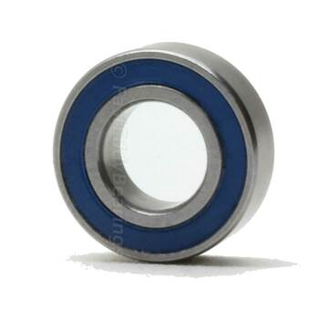10x16x5 Ceramic Rubber Sealed Bearing MR16105-2RSC