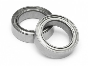 10x15x4 Metal Shielded Bearing 6700-ZZ