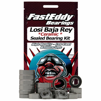 Losi Baja Rey Ceramic Rubber Sealed Bearing Kit