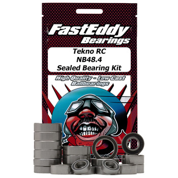 Tekno RC NB48.4 Sealed Bearing Kit