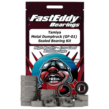 Tamiya Metal Dumptruck (GF-01) Sealed Bearing Kit