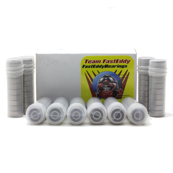 10x19x5 Ceramic Rubber Sealed Bearing 6800-2RS (100 Units)
