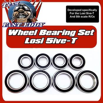 Losi 5ive-T Wheel Bearing Set